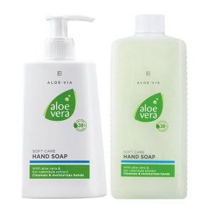 lr mydło aloe vera