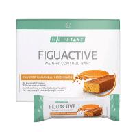 figuactive batony o smaku karmelowym 6 sztuk
