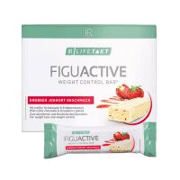 figuactive batony o smaku truskawkowo jogurtowym 6 sztuk