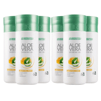 lr aloe vera drinking gel honey
