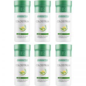 lr colostrum liquid 6 pak
