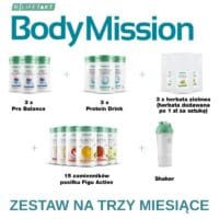 body mission 3 miesiace